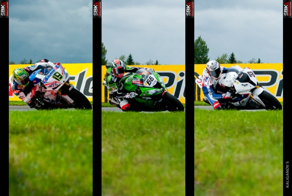 World SuperBike, трасса Moscow Raceway